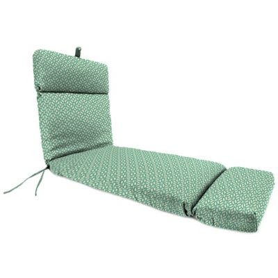 Buy outdoor chaise lounge cushions from bed bath beyond for Chaise lounge cushion outdoor
