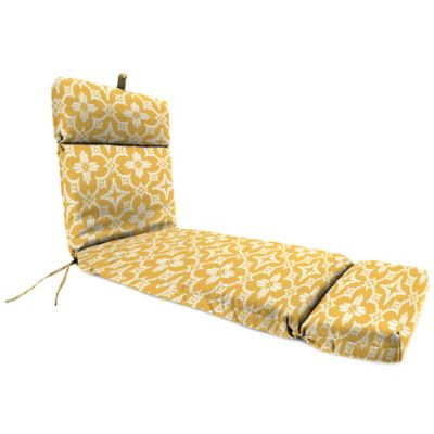 Buy Outdoor Chaise Lounge Cushions from Bed Bath & Beyond