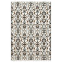 Feizy Mida Reflection 5-Foot x 8-Foot Area Rug in Granite
