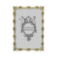 Olivia Riegel 4-Inch x 6-Inch Maureen Picture Frame in Gold