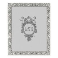 Olivia Riegel 8-Inch x 10-Inch Eloise Picture Frame in Silver