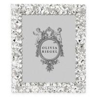 Olivia Riegel 8-Inch x 10-Inch Swarovski® Crystal and Rhinestone Accented Roxy Picture Frame