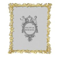 Olivia Riegel Cornelia 8-Inch x 10-Inch Picture Frame in Gold