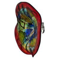 Dale Tiffany™ Hankley Art Glass Wall Décor