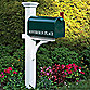 Good Directions Sovereign Mailbox Post Bed Bath Amp Beyond