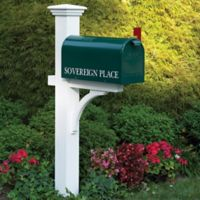Good Directions Sovereign Mailbox Post