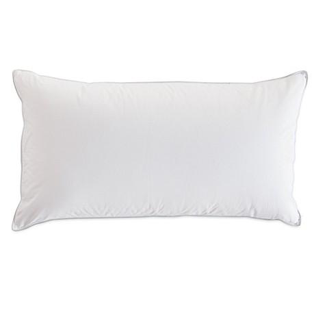 The Pillow Bar Feather Down Side Sleeper Pillow - Bed Bath & Beyond