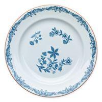Rörstrand Ostindia 10.6-Inch Porcelain Dinner Plate in White/Blue