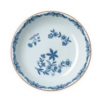 Rörstrand Ostindia 7-Inch Porcelain Bread and Butter Plate in White/Blue