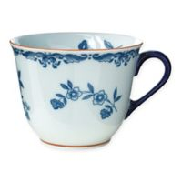 Rörstrand Ostindia 13 oz. Porcelain Mug in White/Blue