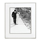 Reed & Barton® Lyndon 8-Inch x 10-Inch Silver-Plated Picture Frame
