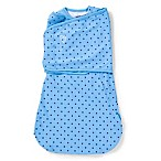 SwaddleMe® Love Sack Small 1-Pack Stars in Blue