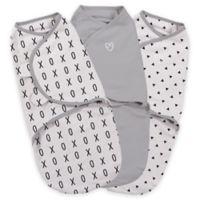 Summer Infant® SwaddleMe® Small 3-Pack XO Adjustable Infant Wrap Set
