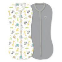 Summer Infant® SwaddleMe® Newborn 2-Pack Safari Excursion Swaddle Pod