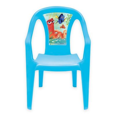 Disney® Finding Dory Resin Chair In Blue