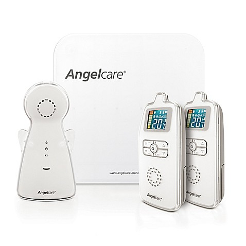 Angelcare® Movement & Sound Monitor with 2 Parent Units