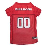 University of Georgia Extra-Large Pet Jersey