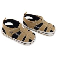 Rising Star™ Size 3-6M Neoprene Water Shoe in Khaki