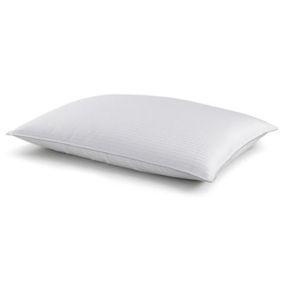 the seasons collection down fill king stomach and back sleepers pillow