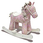 Little Bird Told Me Pixie and Fluff Infant Rocking Horse