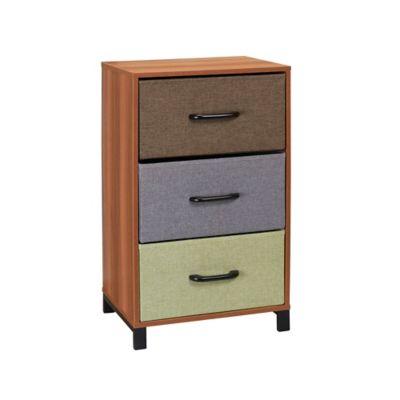 Superbe Household Essentials® 3 Drawer Storage Chest
