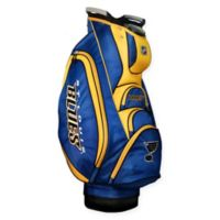 NHL St Louis Blues Victory Golf Cart Bag