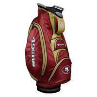 NFL San Francisco 49ers Victory Golf Cart Bag