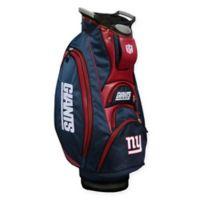 NFL New York Giants Victory Golf Cart Bag