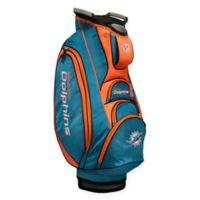 NFL Miami Dolphins Victory Golf Cart Bag
