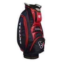 NFL Houston Texans Victory Golf Cart Bag