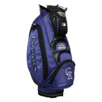 MLB® Colorado Rockies Victory Golf Cart Bag