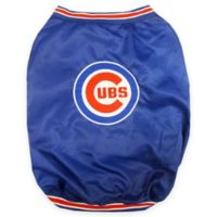 MLB® Medium Chicago Cubs Pet Dugout Jacket