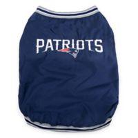 NFL® Medium New England Patriots Packers Pet Jacket