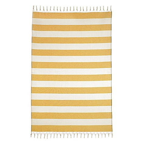 linum home textiles patara pestemal beach towel in melon. Black Bedroom Furniture Sets. Home Design Ideas