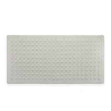 Slipx 174 Microban 174 36 Inch X 18 Inch Extra Long Rubber Bath