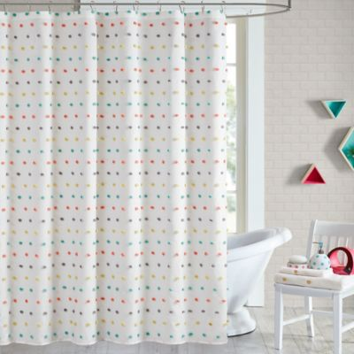 Chloe 72 Inch X 96 Shower Curtain