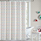 Chloe 54-Inch x 78-Inch Shower Curtain