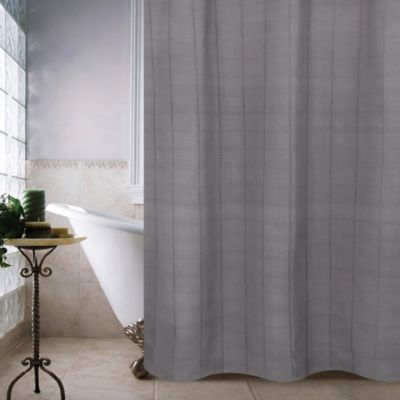 Park B Smith Madison 72 Inch Shower Curtain In Slate Grey