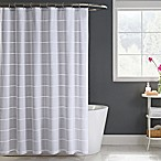 Gavin Shower Curtain in Grey