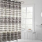 Burton Shower Curtain in Grey