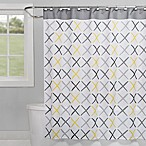 Saturday Knight Gen X Shower Curtain