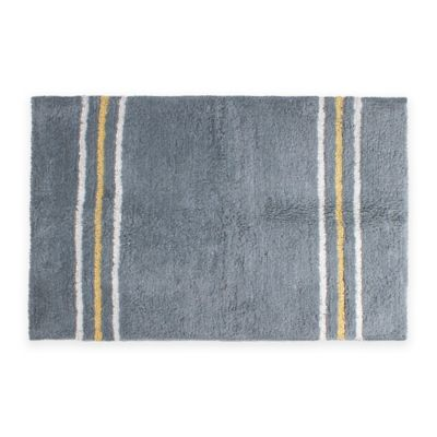 grey and yellow bathroom. Saturday Knight Gen X Bath Rug Buy Yellow Bathroom Decor from Bed  Beyond