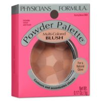 Physicians Formula® Powder Palette® Multi-Colored Blush in Blushing Natural
