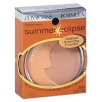 Physicians Formula Summer Eclipse® Bronzing and Shimmery Face Powder in Moonlight Light Bronzer