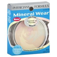 Physicians Formula® Mineral Wear®Talc-Free Correcting Bronzer in Creamy Natural