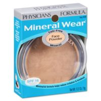 Physicians Formula® Mineral Wear® Talc-Free Mineral Face Powder SPF 16 in Beige