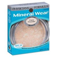 Physicians Formula® Mineral Wear® Talc-Free Mineral Face Powder SPF 16 in Translucent