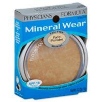 Physician's Formula Mineral Wear Face Powder in Buff Beige