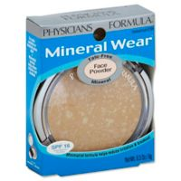 Physician's Formula Mineral Wear Face Powder in Translucent Light