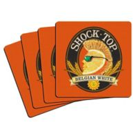 Shock Top Neoprene Coasters (Set of 4)